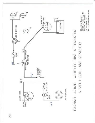 bob melville s farmall wiring diagrams