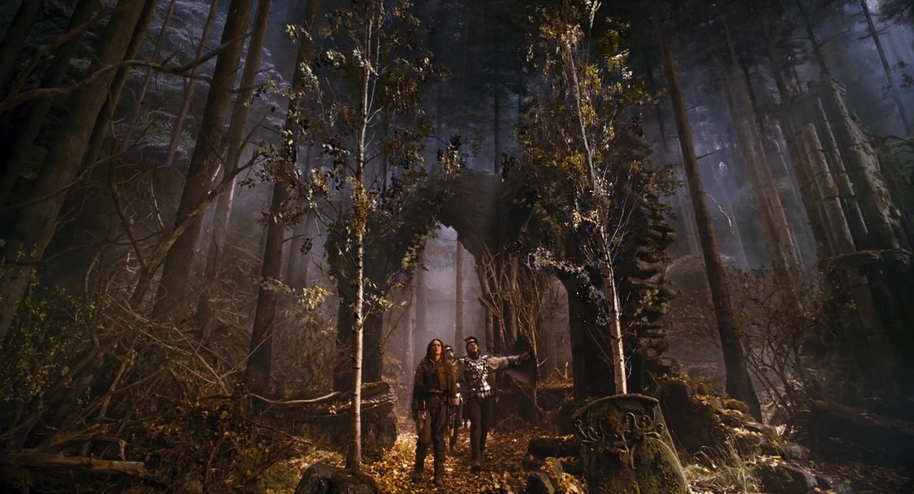 Lotr Fall Wallpaper Marbaden Forest For Whom The Gear Turns