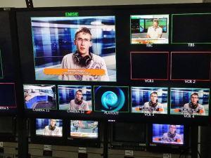 Praktikum beim Fernsehsender TVR