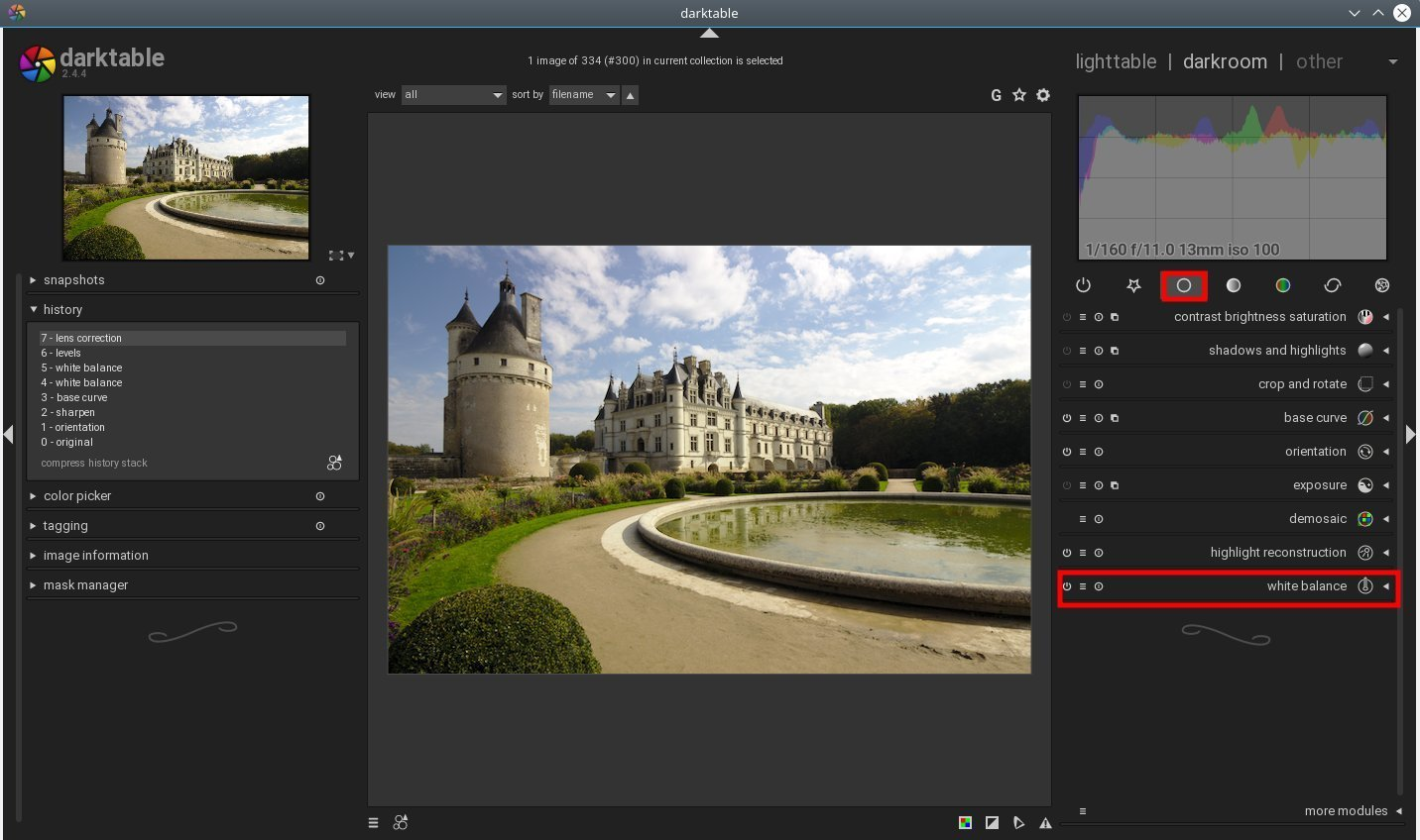 2 Gimp Tutorial Basic Photo Editing With Darktable Foss Adventures