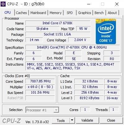 PC Powered By Skylake Overclocked To 7 GHz Intel Core i7  How??