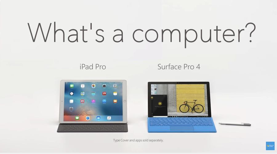 Microsoft Just Made Fun Of Apple In Its New And Hilarious Ad