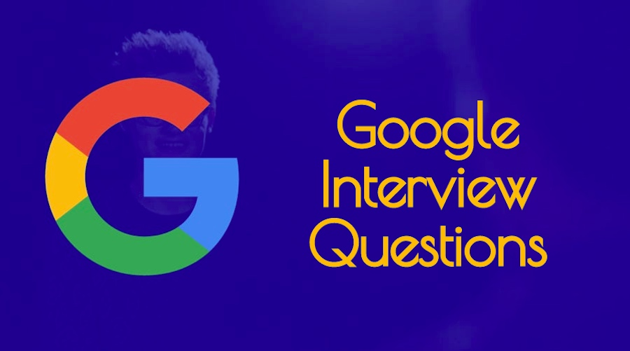 10 Google Interview Questions Shared By The Computer Engineer After