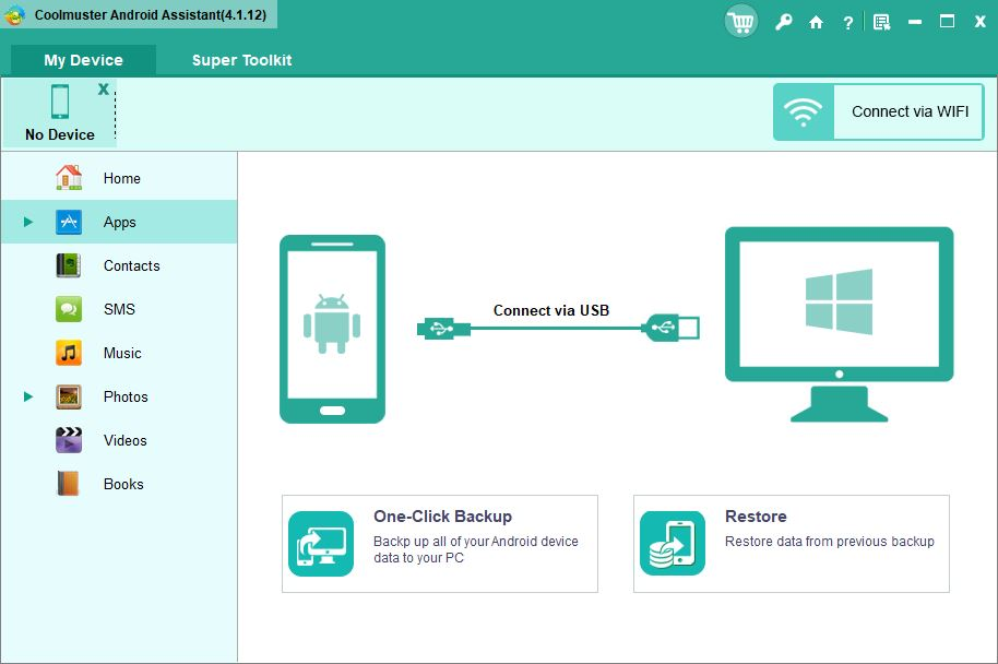 Get Complete Control Over Your Android Phone With Coolmuster Android Assistant