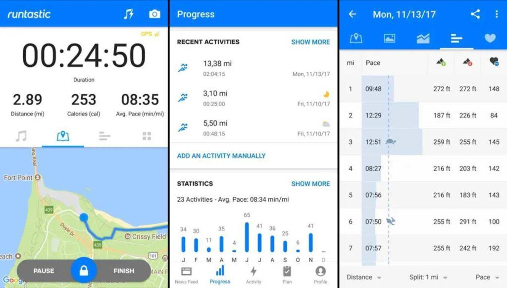 10 Best Fitness Apps For Android To Track Your Workouts In 2018