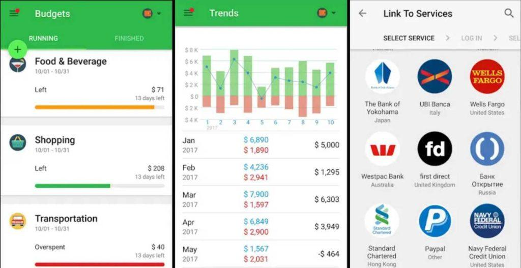 8 Free And Best Android Money Manager App List To Manage Finances In