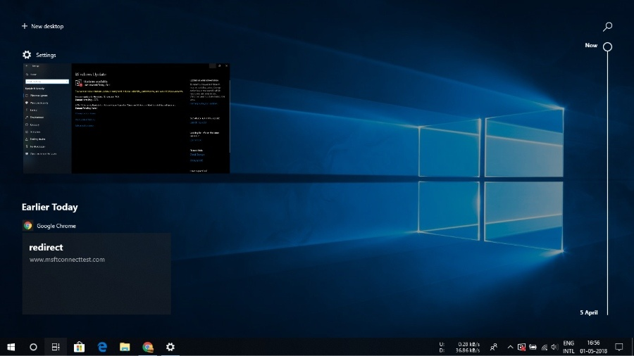 What is Windows 10 Timeline? How To Use It Like A Pro? - timeline windows