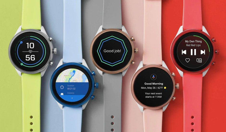 Fossil Launches A New Sports Edition Smartwatch