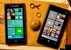 HTC & Nokia Windows phones
