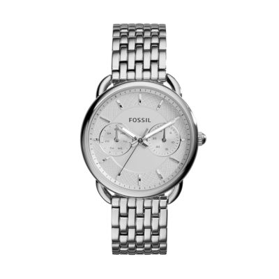 Steel Watch Tailor Multifunction Stainless Steel Watch
