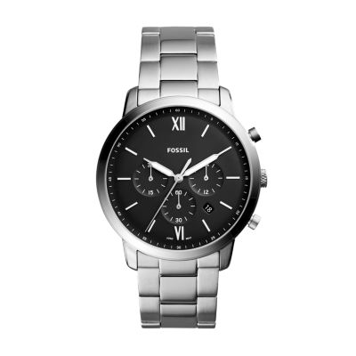 Steel Watch Neutra Chronograph Stainless Steel Watch