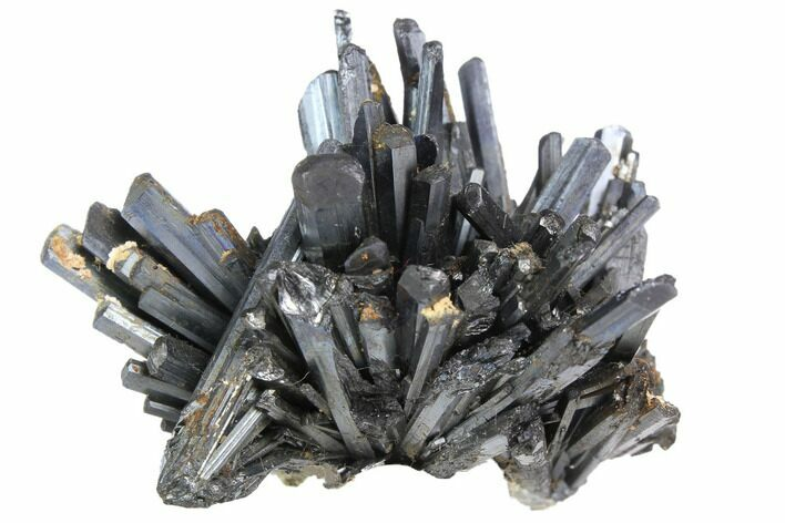 Wholesale Jewelry Arizona 2 Antimonite Stibnite Crystal Cluster Romania For