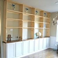 Living Room Wall Shelves - Foter