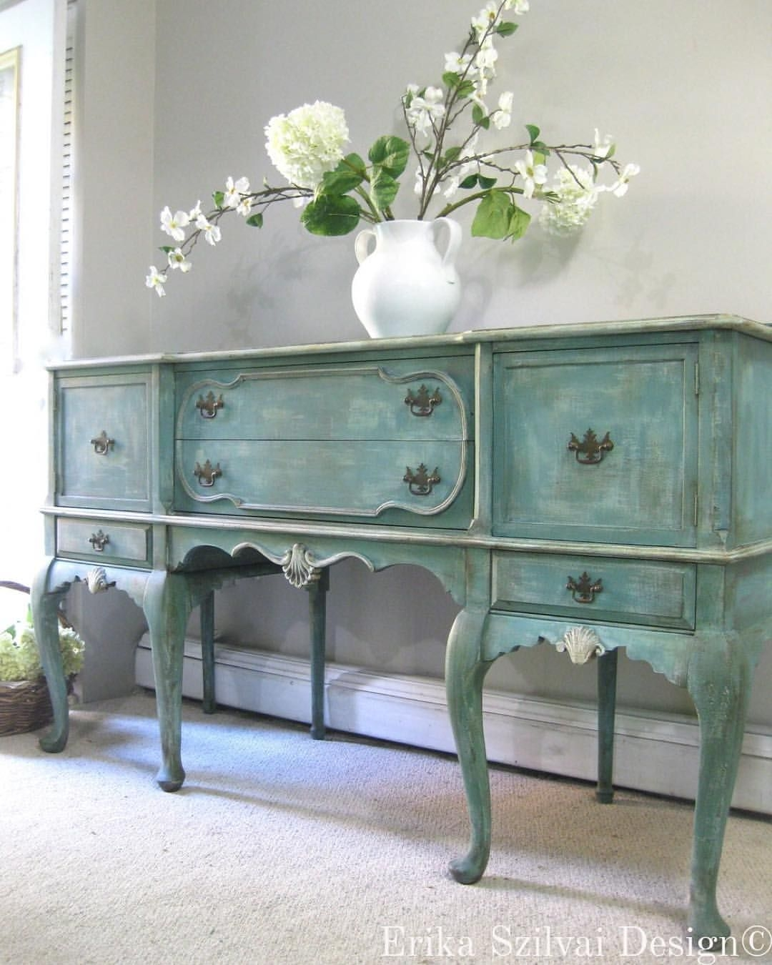 Distressed Buffet Table Ideas On Foter