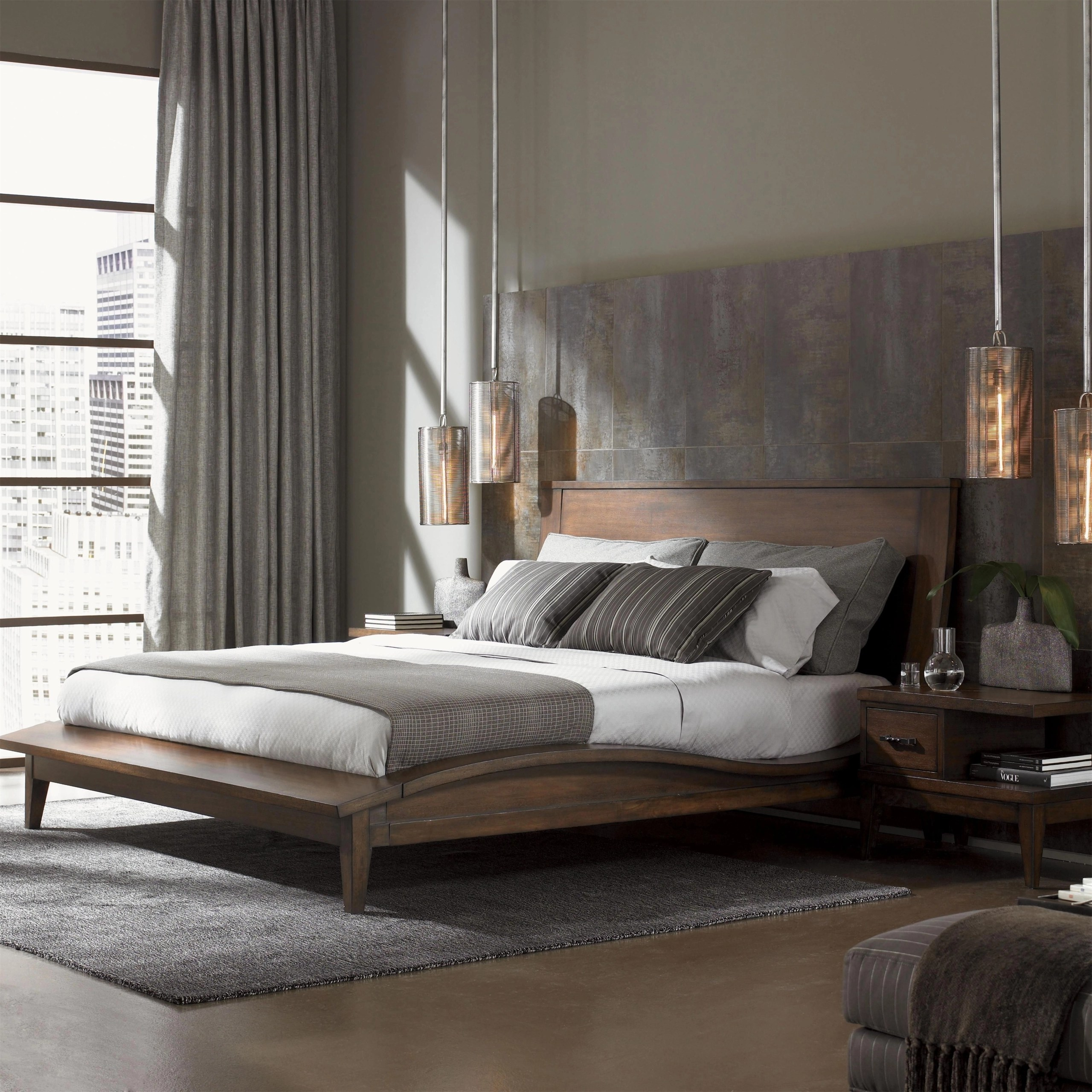 Modern Sleigh Bedroom Sets Ideas On Foter