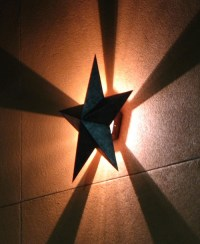 Star Wall Sconce - Foter