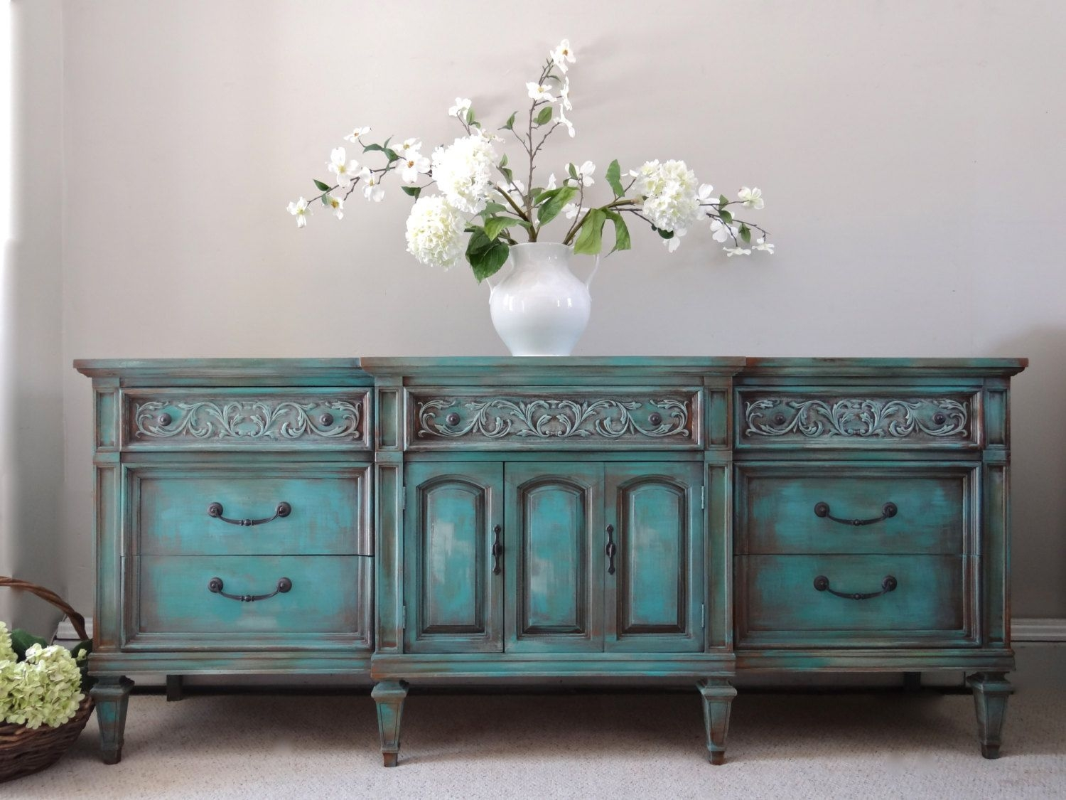 Hand Painted Console Tables Ideas On Foter