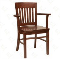 Wooden Kitchen Chairs With Arms - Foter