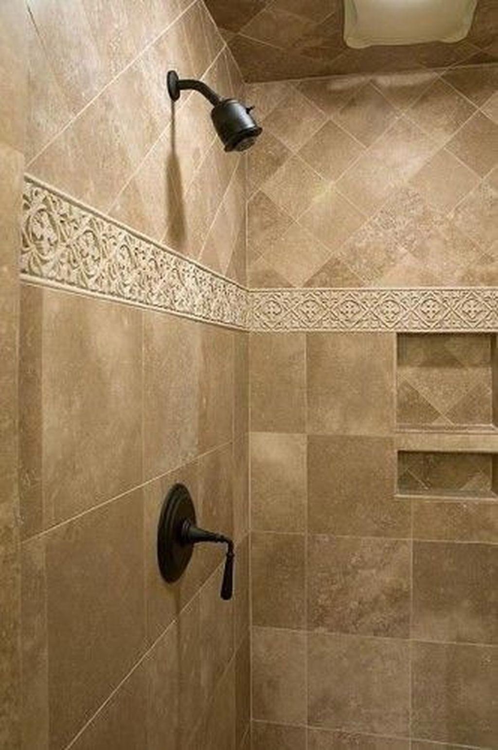 Decorative Border Tile