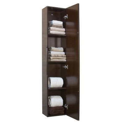 Wall Mounted Linen Cabinet