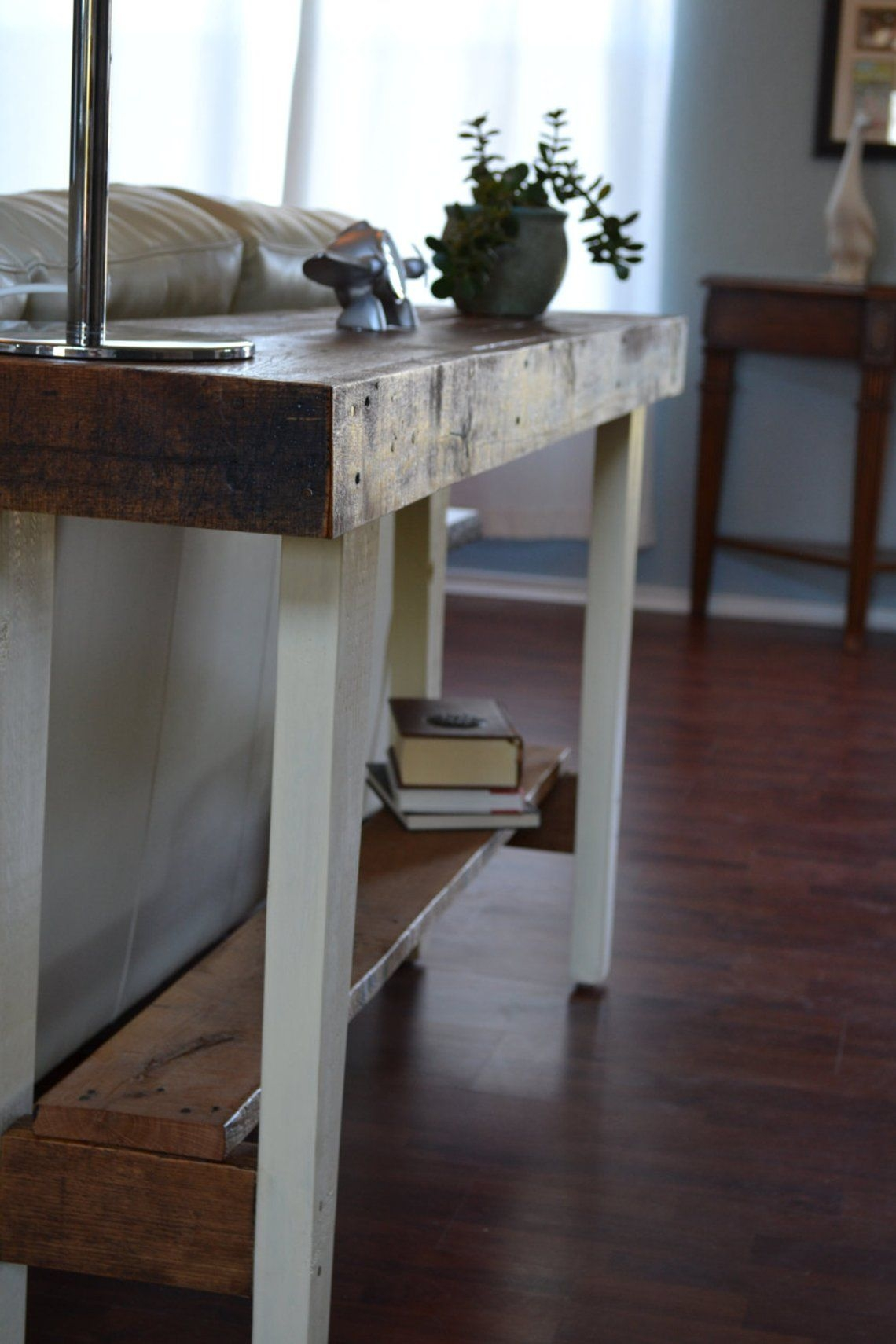 Farmhouse Console Table Ideas On Foter