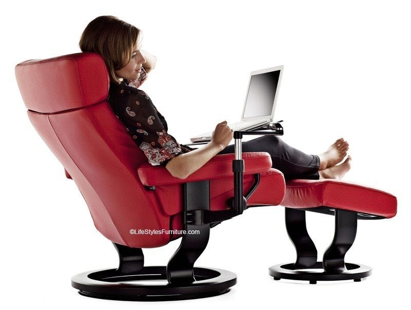 Charmant Recliner Laptop Table Chair Foter