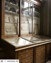 Locking Curio Cabinet - Foter