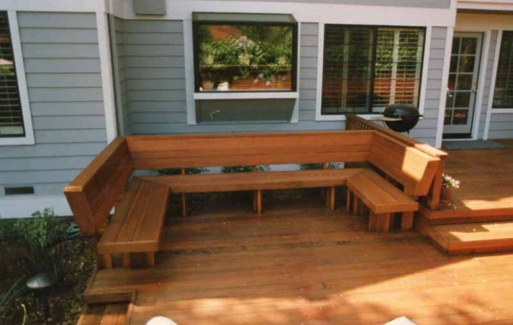Deck Benches Foter