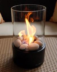 Outdoor Gel Fireplace