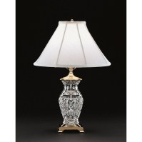 Waterford Crystal Crystal Table Lamp - Foter