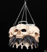 Skull Lamp - Foter