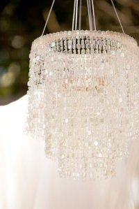 Beaded Chandelier Lamp Shades - Foter