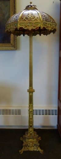 Antiques Victorian Floor Lamp - Foter