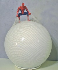 Spider Man Table Lamp - Foter