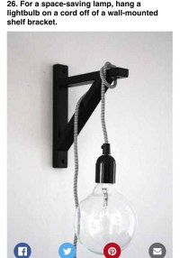 Wall Mounted Bed Lamps - Foter