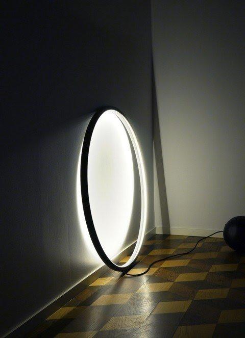 Photographers Floor Lamp
