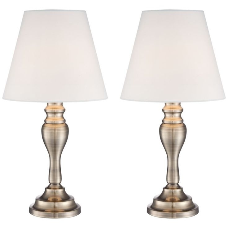 Brass Touch Table Lamp