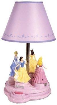 Disney Princesses Table Lamp - Foter