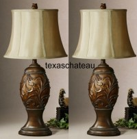 Olde World Table Lamp