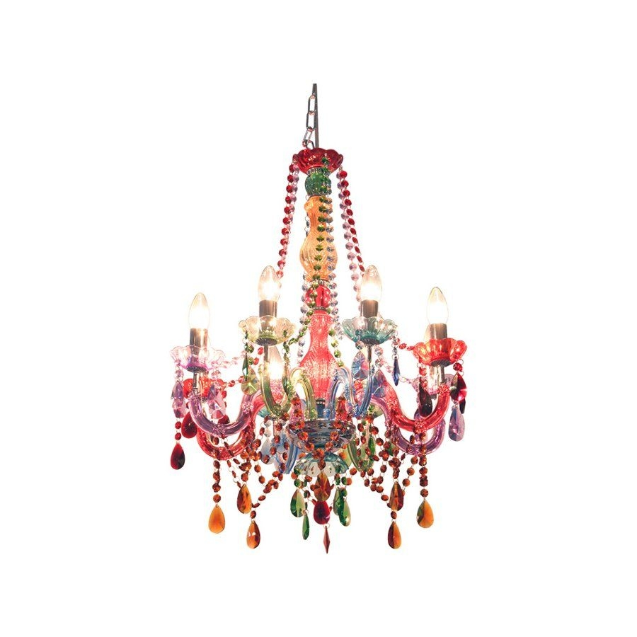 Rainbow Chandelier Ideas On Foter