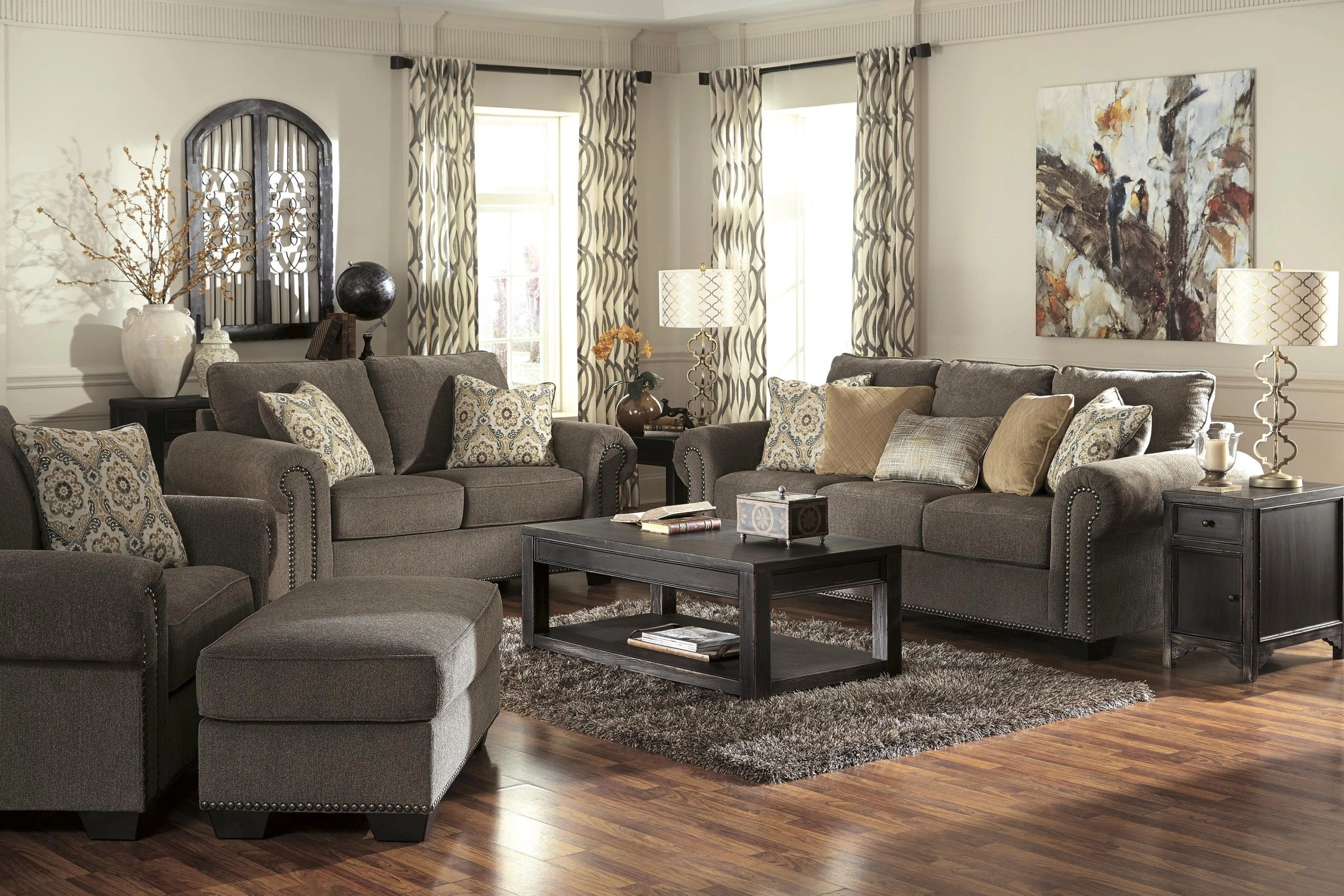 Silver Living Room Furniture Ideas On Foter
