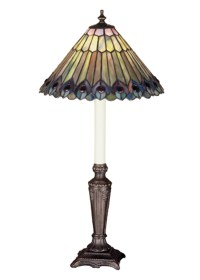 Tiffany Style Buffet Lamps - Foter