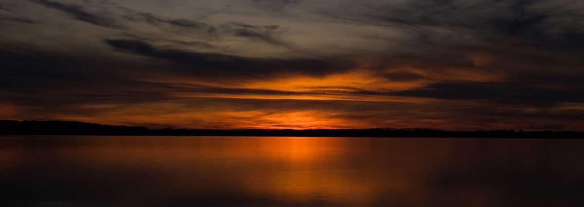 Helga Partikel, Sonnenuntergang