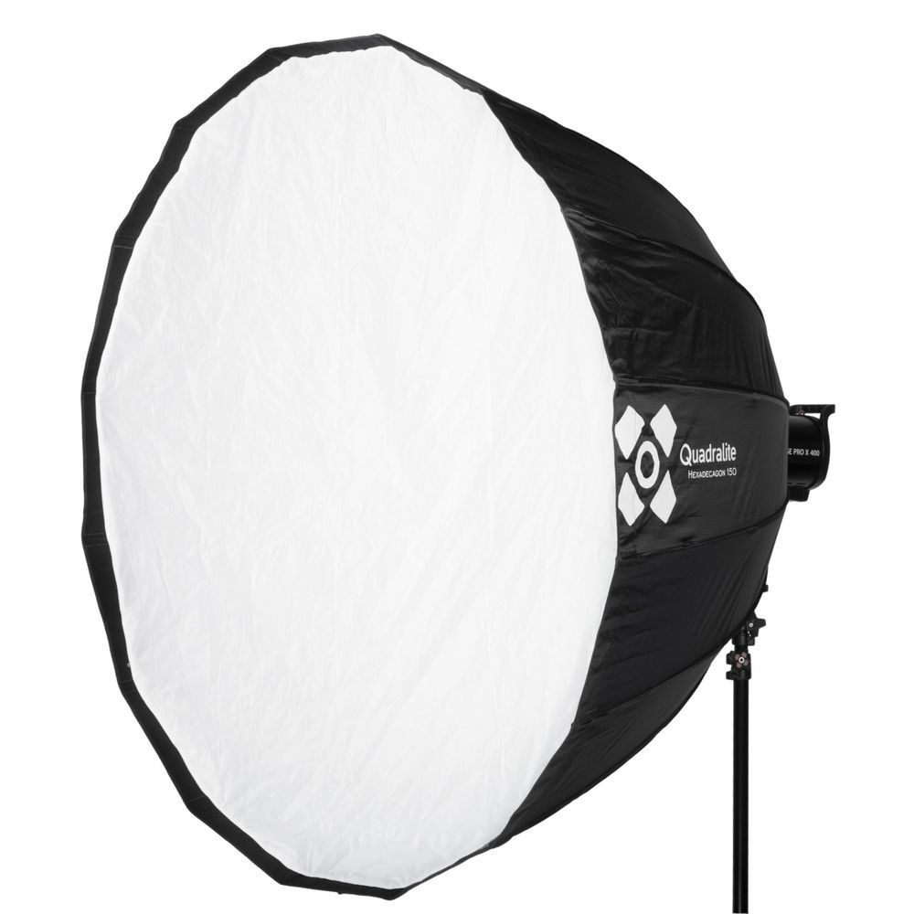 Accessories Bags Trolley Bag Foldable Broncolor Quadralite Hexadecagon 150 Softbox Foto Tip