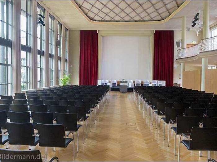 Alte Mensa, Dülfersaal der TU Dresden (Mommsenstraße 13)