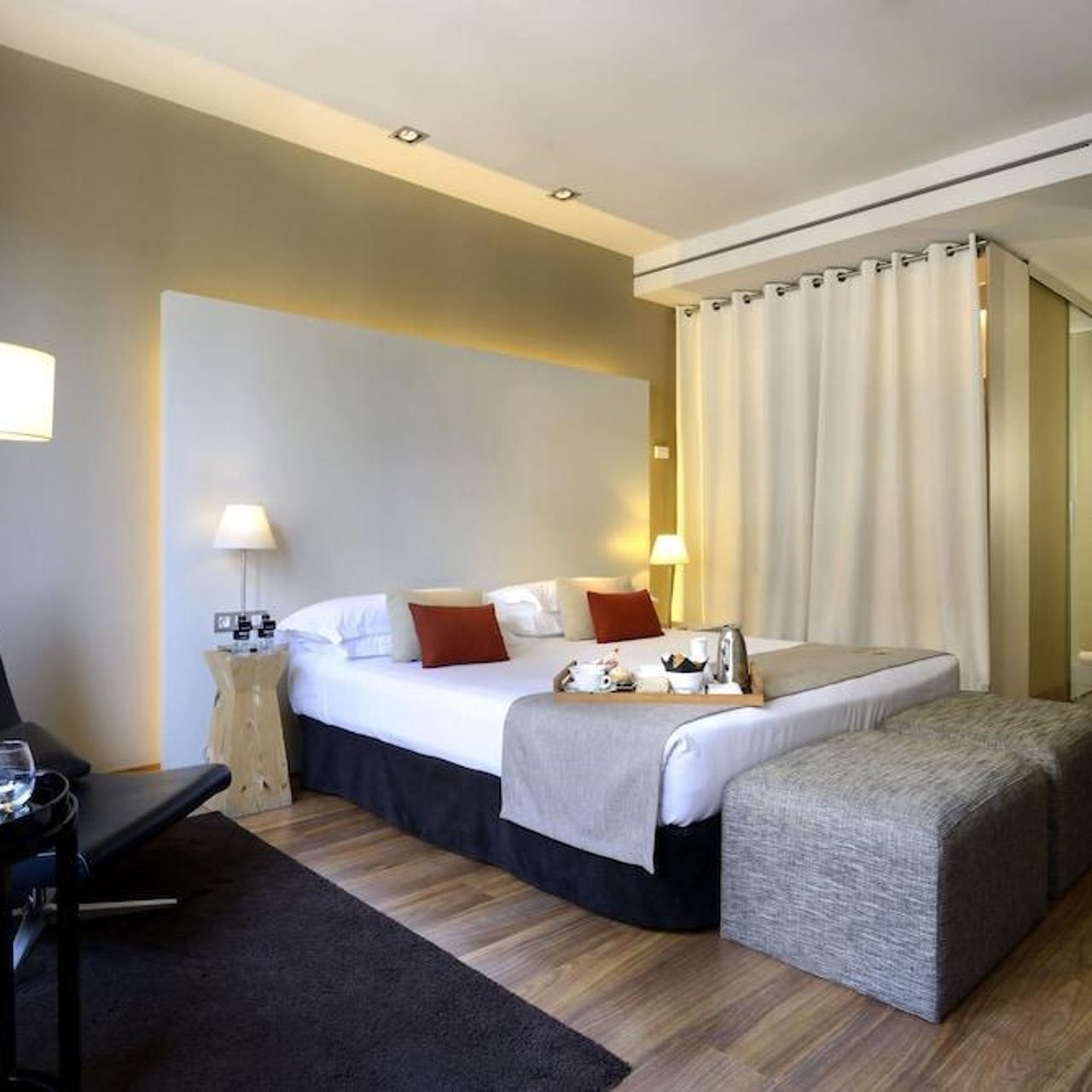 Grand Hotel Central Barcelona Grand Hotel Central - Small Luxury Hotels Of The World Spanien Bei Hrs Günstig Buchen