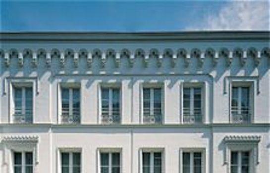 Hotel Hamburg - Hotels in Hamburg günstig buchen - Deutschland - aussen alster hotel