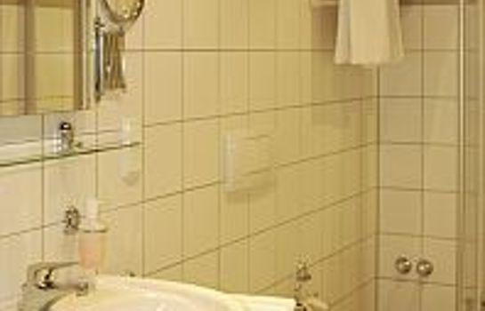 Hotel Schloß Saaleck - Hammelburg günstig bei HOTEL DE - badezimmer schloss