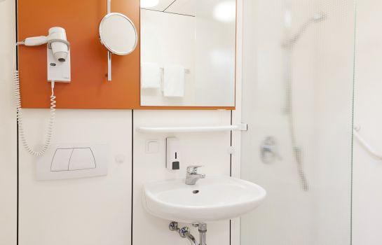 Hotel St Bernhard Wohnen \ Tagen   Rastatt Günstig Bei HOTEL DE   Badezimmer  In 7