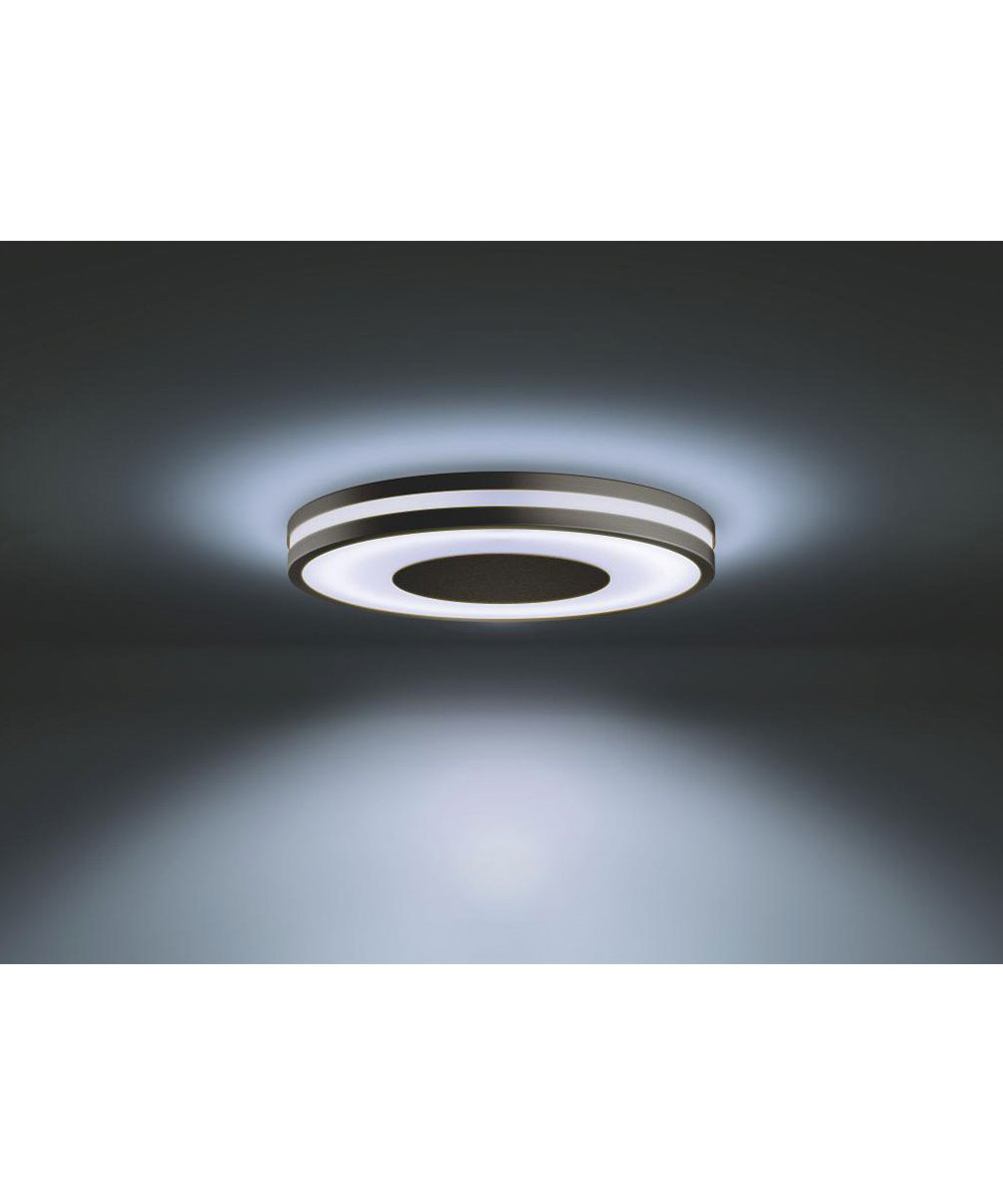 Philips Lampen Plafond Being Ceiling Lamp Black Philips Hue
